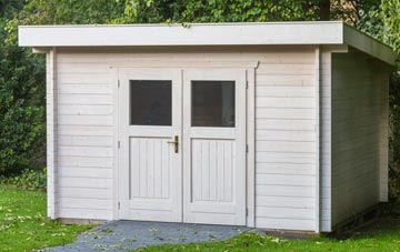 Swansea garden shed costs